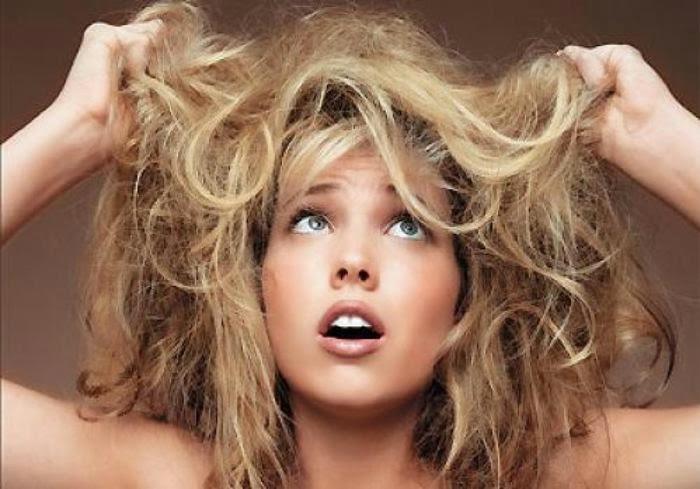 Шампуни для сухих повреждённых волос