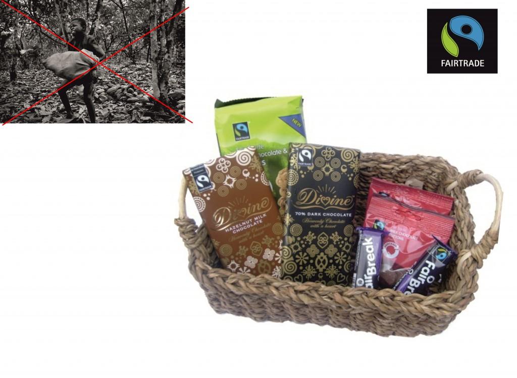 этичный шоколад, fair trade шоколад