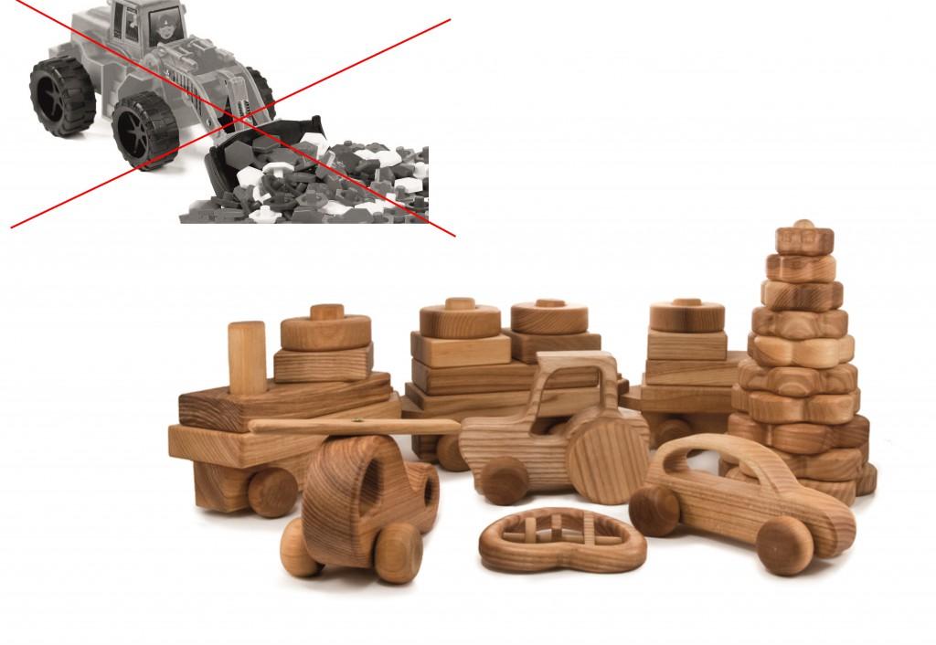 этичные игрушки, деревянные игрушки