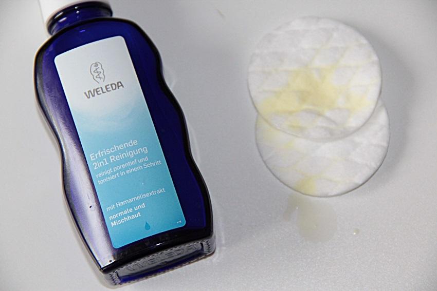 Очищающее средство 2 в 1 weleda (2)