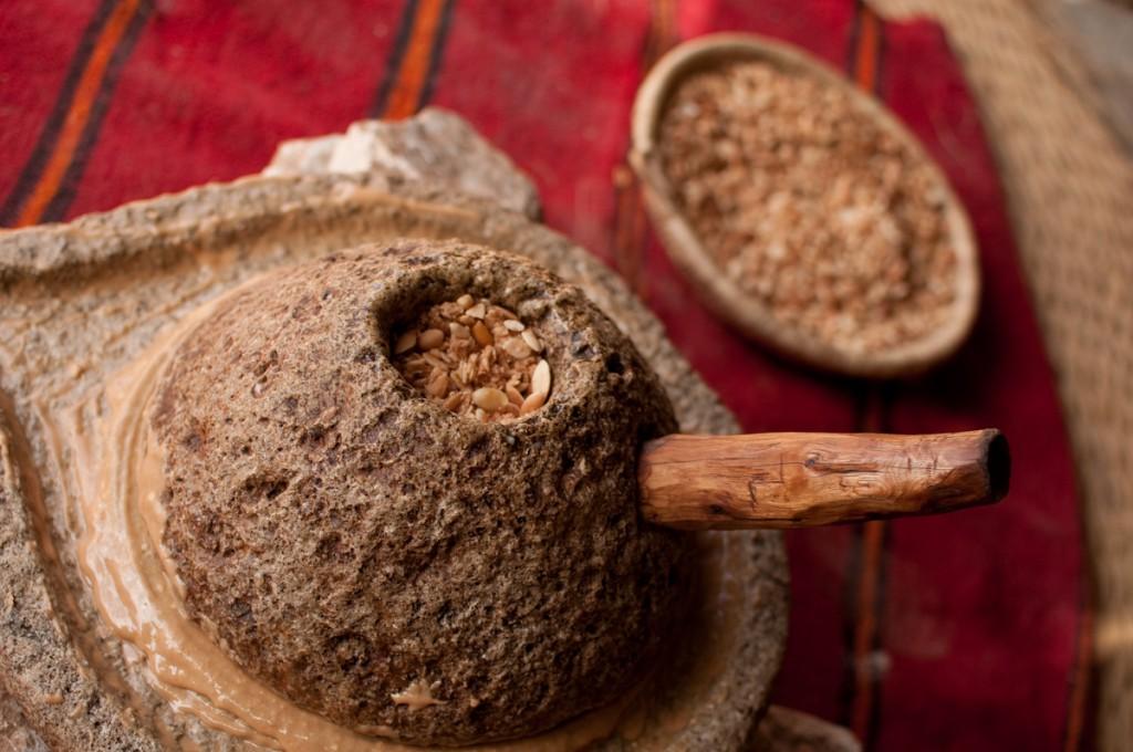 аргановое масло в питании