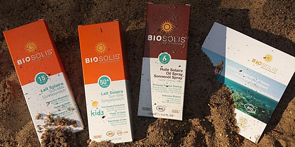 Biosolis – натуральный санскрин без белых разводов