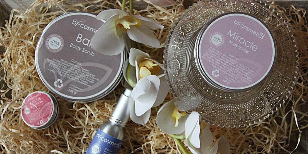 by-cosmetics — вкусный пряный уход за лицом и телом