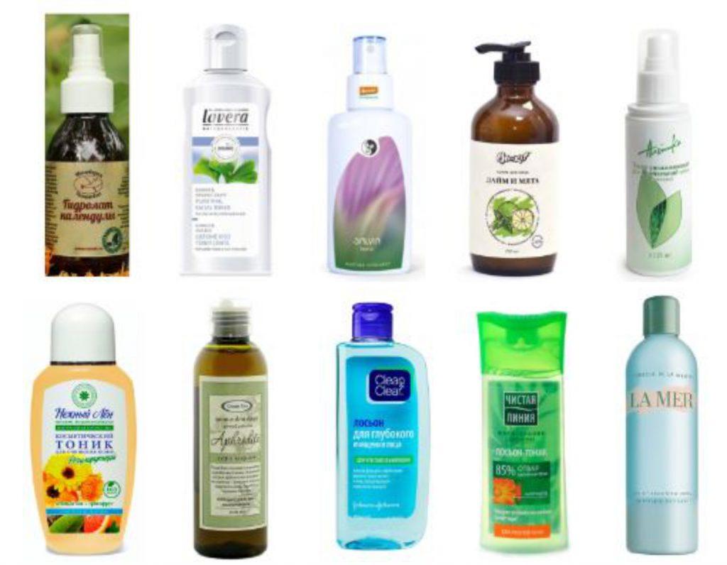 Тоники для проблемной кожи — ЭкоТест