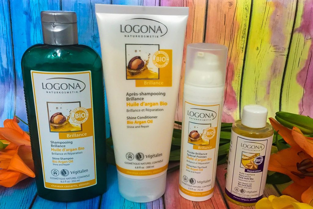 Уход за волосами Logona