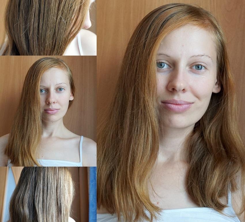Волосы на 3 день перед помывкой, выглядят ещё более менее, то есть можно было денёк походить. Раньше такого, конечно, не было.