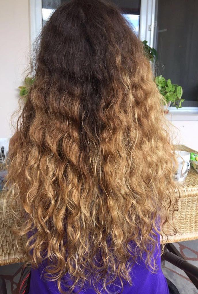 Волосы Дези