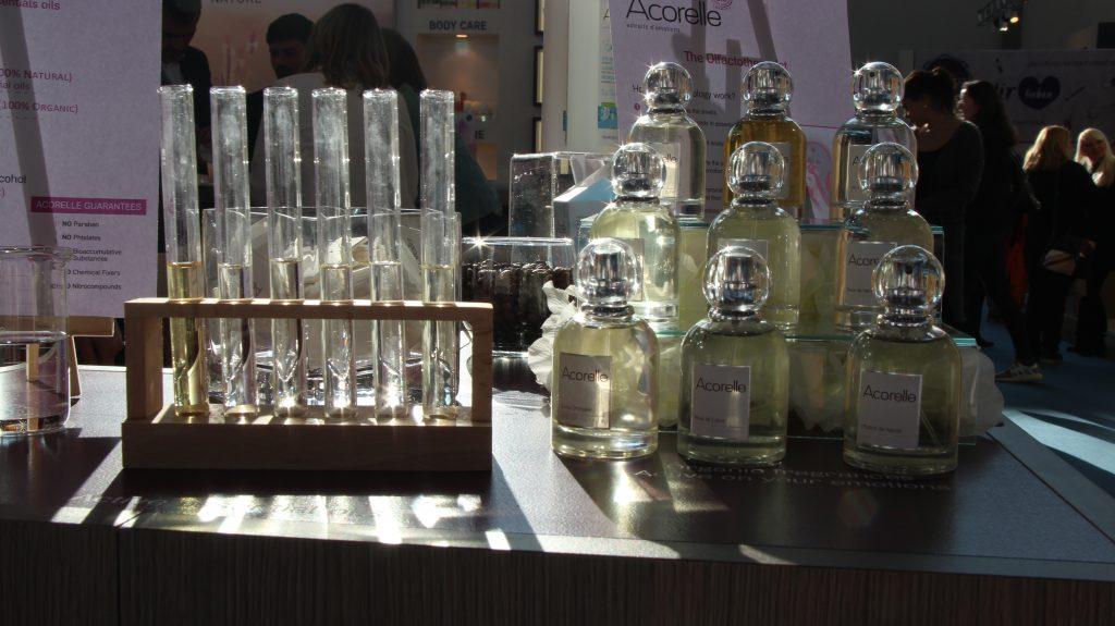 Натуральные парфюмы Acorelle