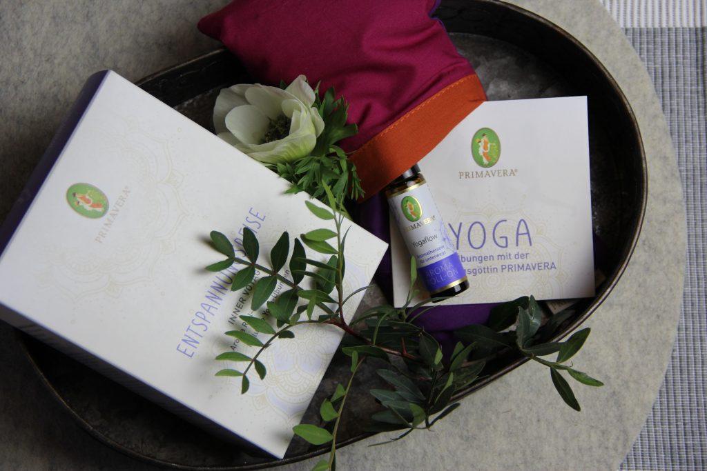 Дезодорант для йога-коврика Primavera life