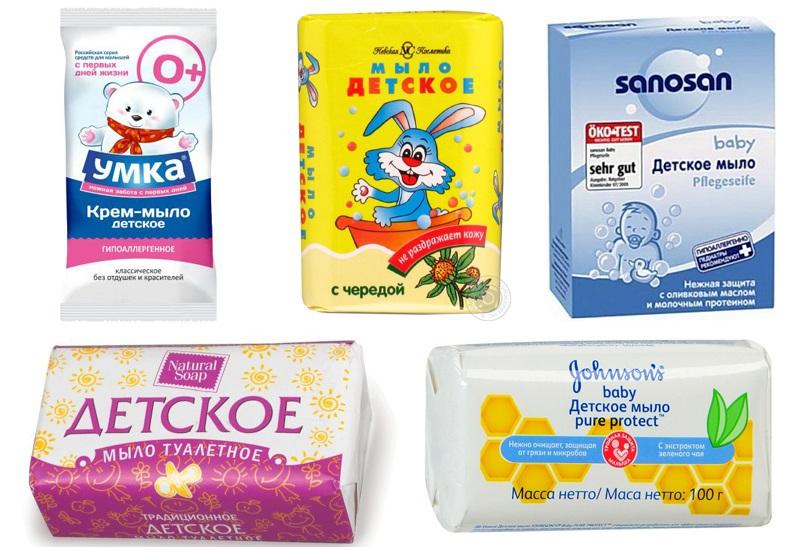 Каким должно быть детское брусковое мыло? — Экотест
