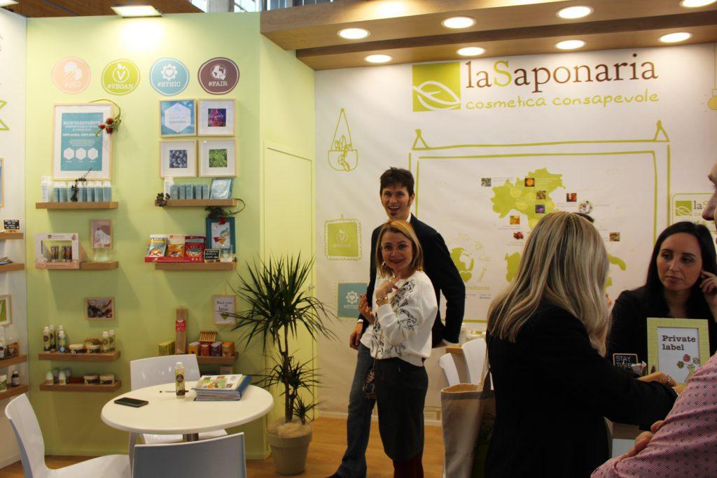 Vivaness 2019 La Saponaria